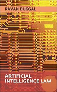 Artificial Intelligence Law (Paperback)