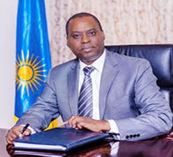 H.E. Mr. Ernest Rwamucyo