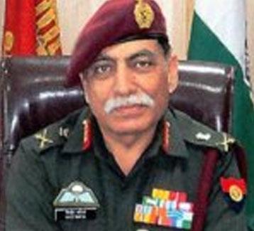 Lt. Gen. Vinod Bhatia