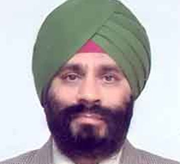 Dr. Rajender Pal Singh