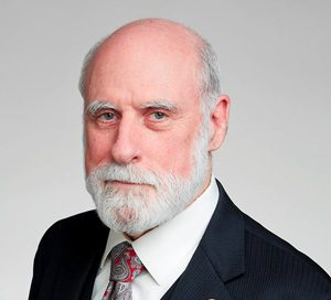 Vint Cerf, Co-inventor of Internet & Vice President and Chief Internet Evangelist, Google