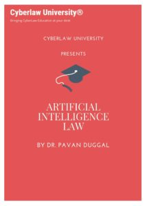 Artificial Intelligence Law