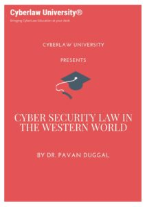 Cyber Security Law In The Western World