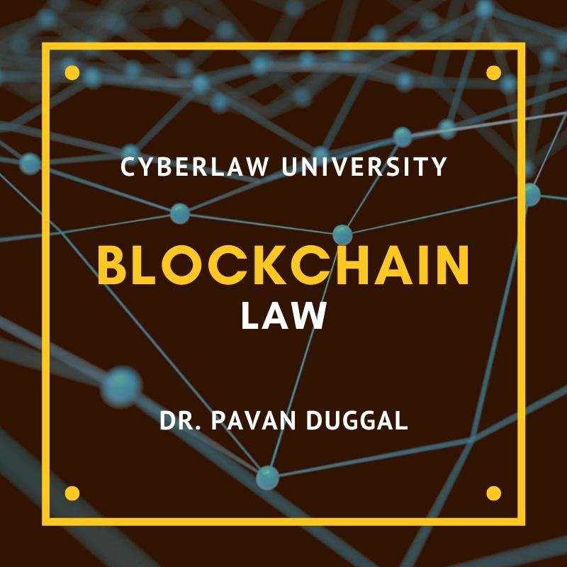 Blockchain & Law