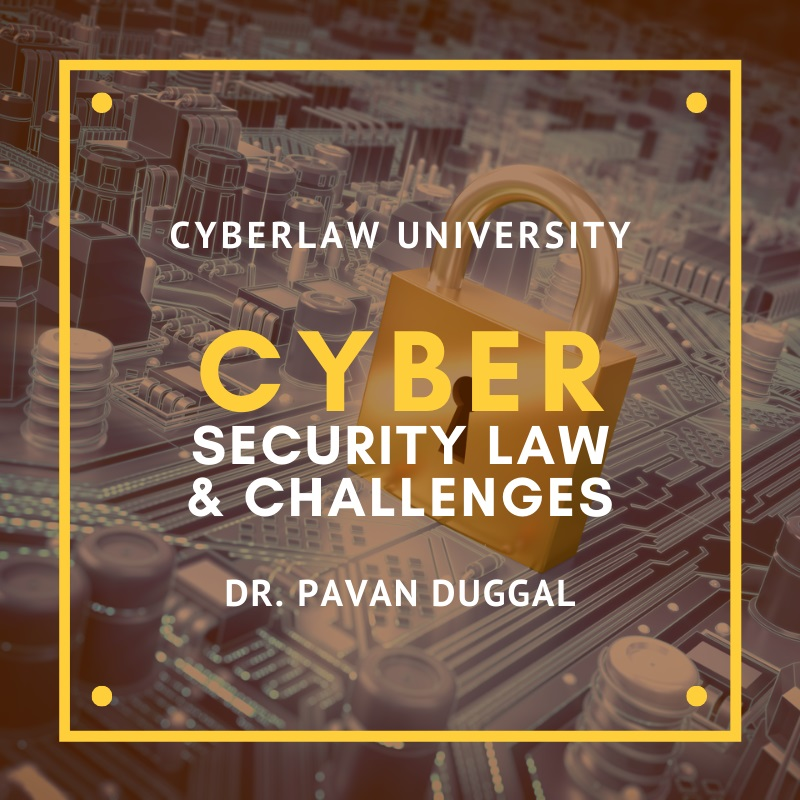 Cybersecurity Law & Challenges