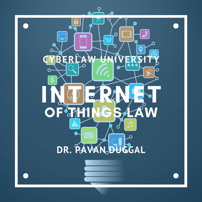 Internet Of Things & Law