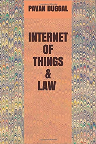 Internet Of Things & Law (Paperback)