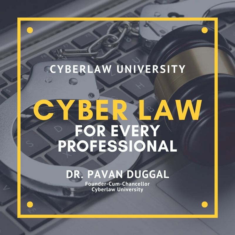 CYBER LAW FOR EVERY PROFESSIONAL