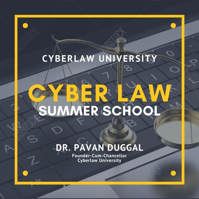 CYBERLAW SUMMER SCHOOL