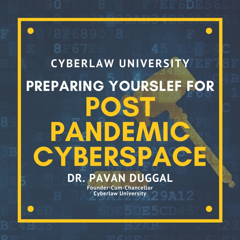Preparing Yourself For Post Pandemic Cyberspace